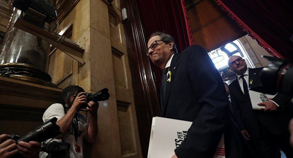 主獨派候選人托拉當選西班牙加泰羅尼亞自治區主席