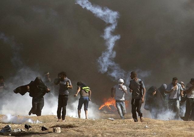 以色列因與巴勒斯坦人發生衝突而縮減加沙地帶捕漁區