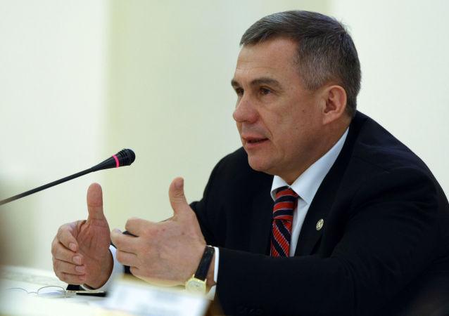 俄韃靼斯坦願意與廣東省在IT和機械製造領域進行合作