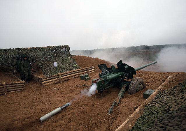МТ-12 「輕劍」100毫米反坦克炮