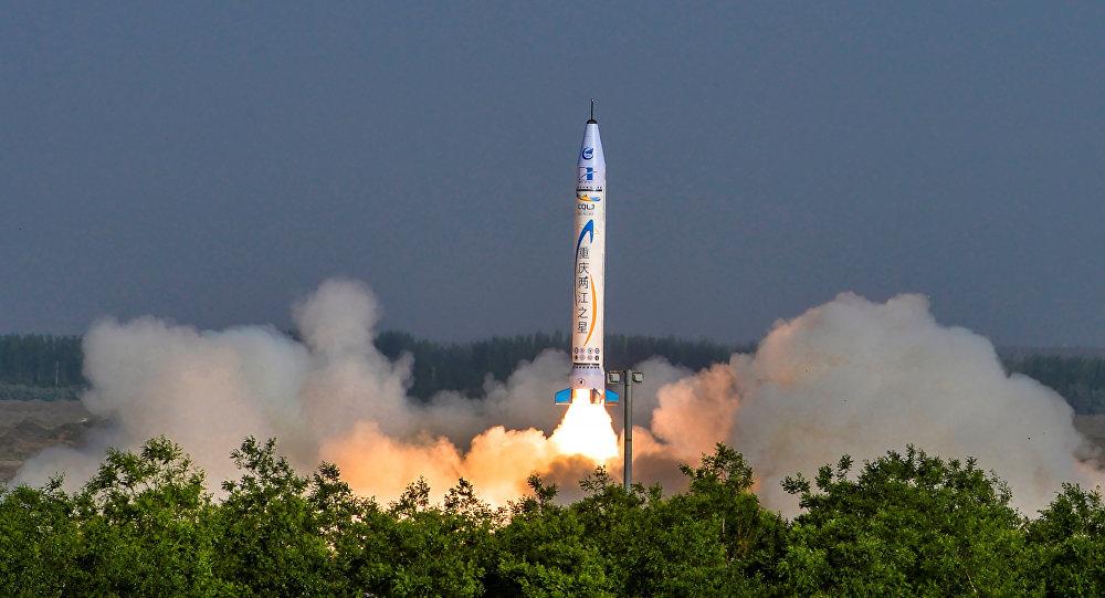 俄軍事專家:中國民企之火箭的獨到之處