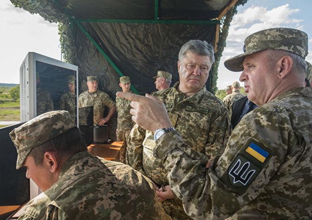 На Украине впервые провели пуски ракетных комплексов Javelin