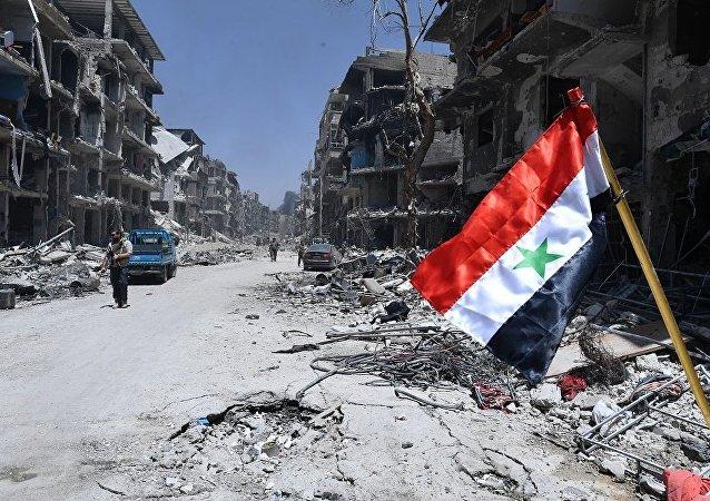 敘庫爾德政客:土總統在敘創建穩定部隊的想法違背阿斯塔納進程目標
