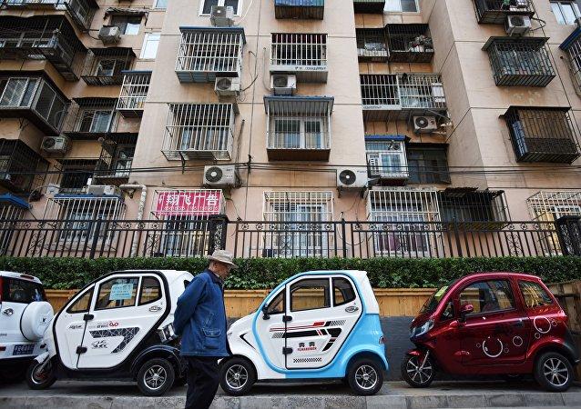 北京電動小客車近14萬輛 居全國之首