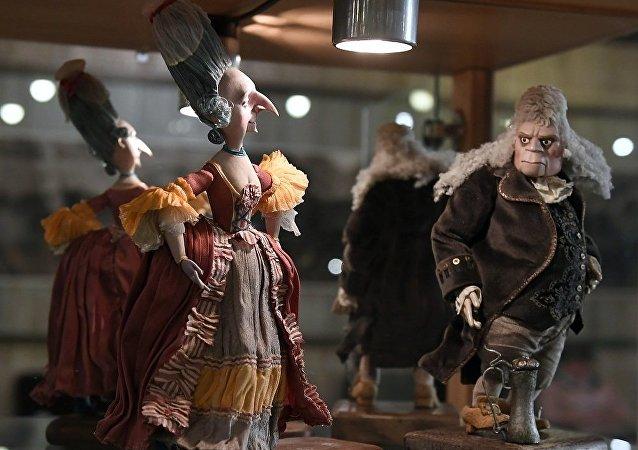 俄羅斯木偶動畫片精品將在中國進行世界首映
