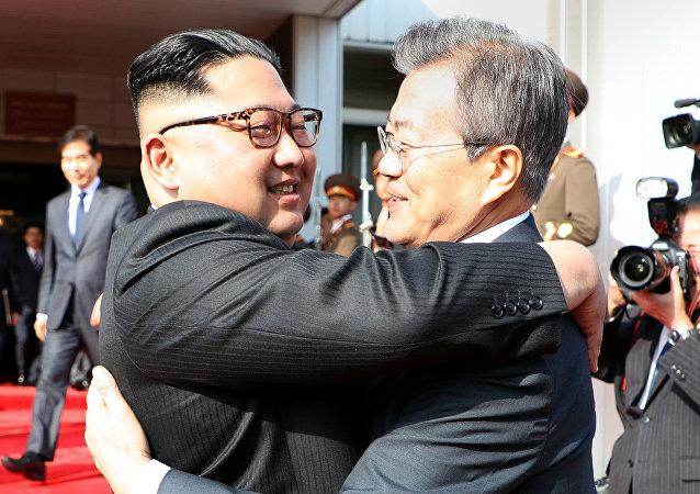 白宮:首爾已提前通報美國有關朝韓領導人第二次會晤的消息