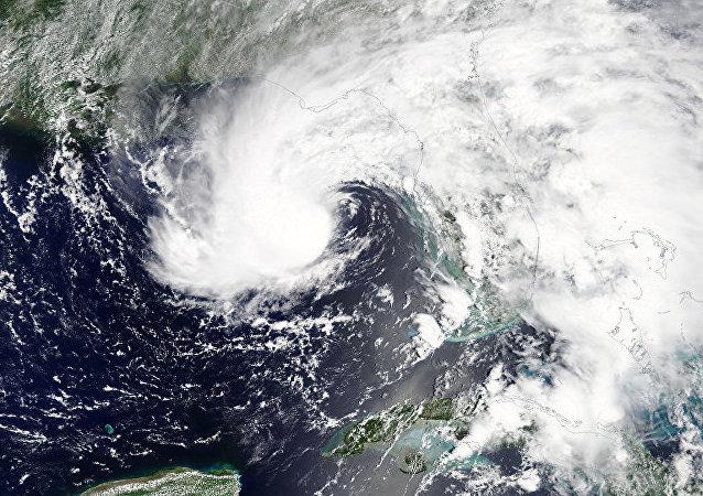 風暴 (資料圖片)