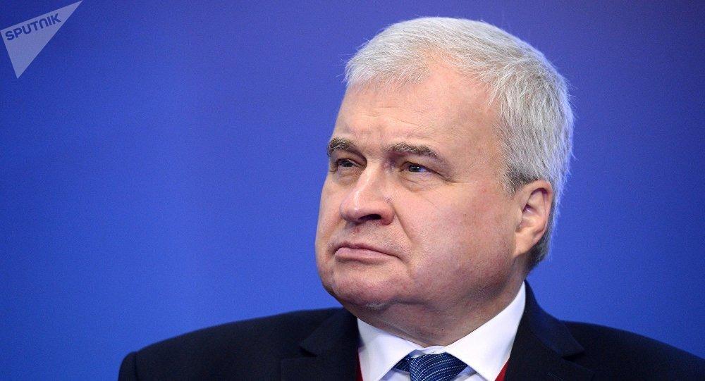 俄駐華大使祝願俄中兩國海軍合作發展取得成功
