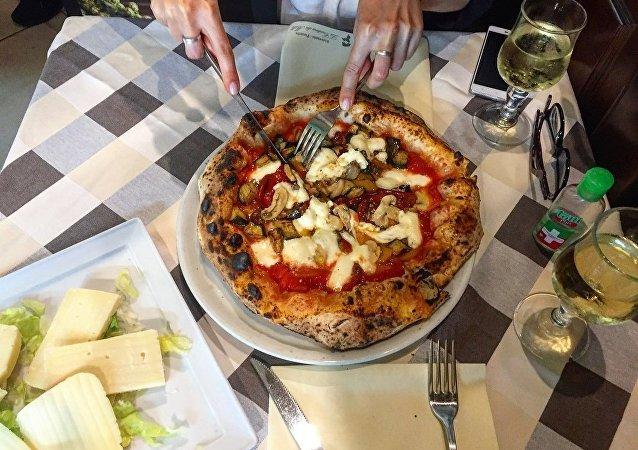 Pasqualina披薩餅有助於抗癌