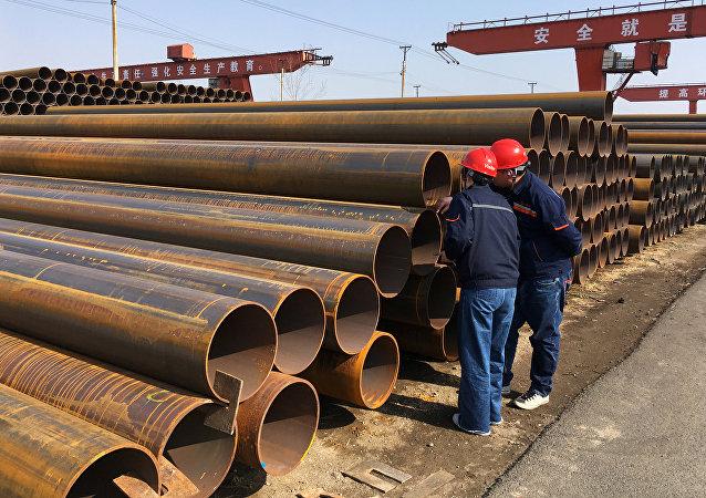 中國商務部:對原產於美國和歐盟的部分無縫鋼管繼續徵收反傾銷稅