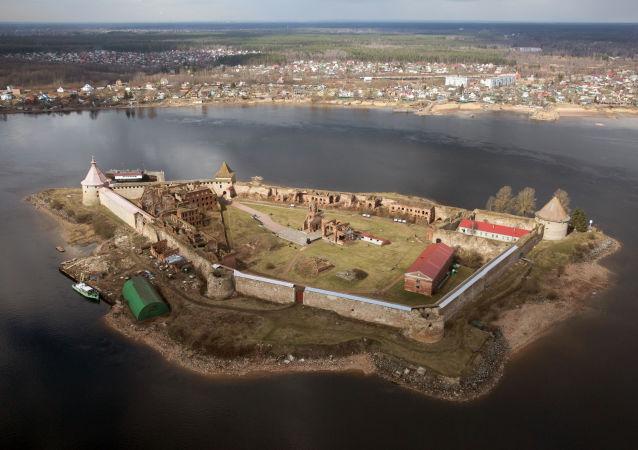 「小核桃」堡壘(聖彼得堡郊區)