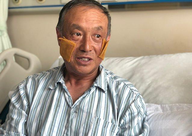 70歲「無腿勇士」征服珠峰夏伯渝斬獲勞倫斯獎
