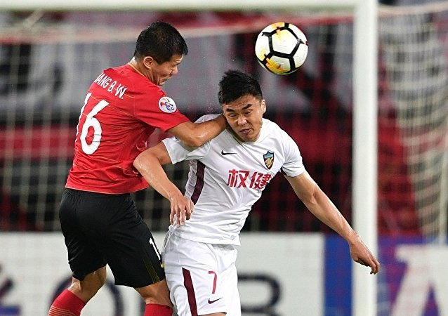 俄著名球星稱中國足球有廣闊的發展前景
