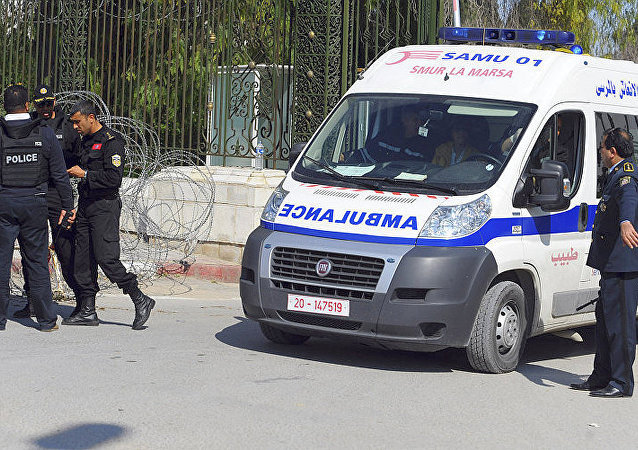 突尼斯救護車