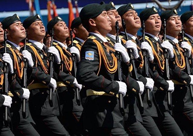 蒙古防長:蒙古國將發展與俄軍事和軍技合作