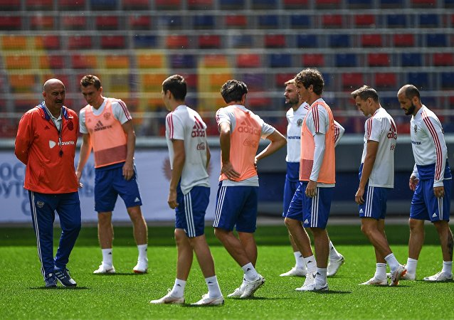 普京:俄羅斯隊將在世界杯上展示最好的風貌