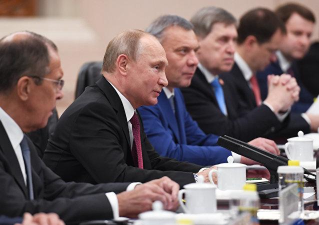 俄方期待習近平作為主賓出席東方經濟論壇