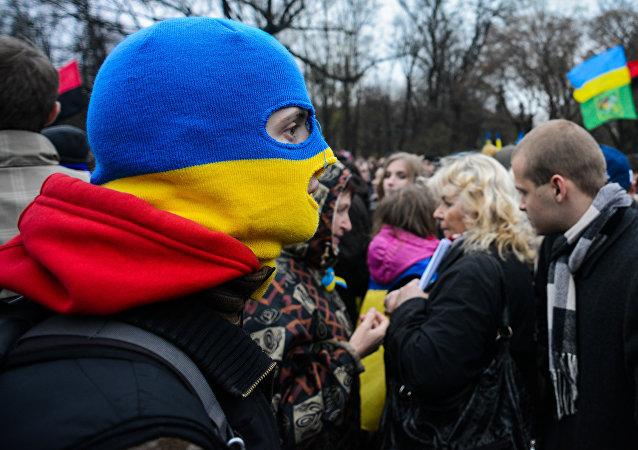 烏克蘭安全局前局長:2014年極端分子想活活燒死亞努科維奇