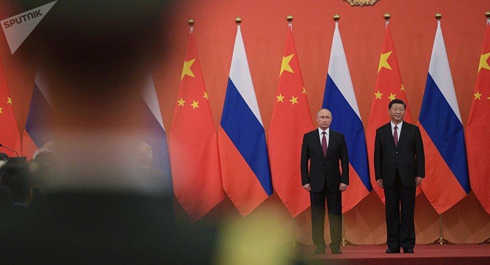 俄中領導人在普京訪華期間就哪些方面達成協議