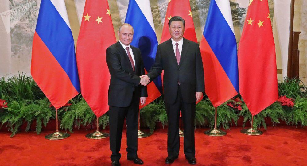 克宮:普京本月下旬將赴華出席「一帶一路」國際合作高峰論壇