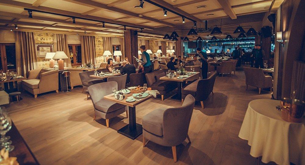 《巴郎-拉潘》餐廳