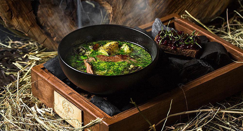 《巴郎-拉潘》餐廳菜品