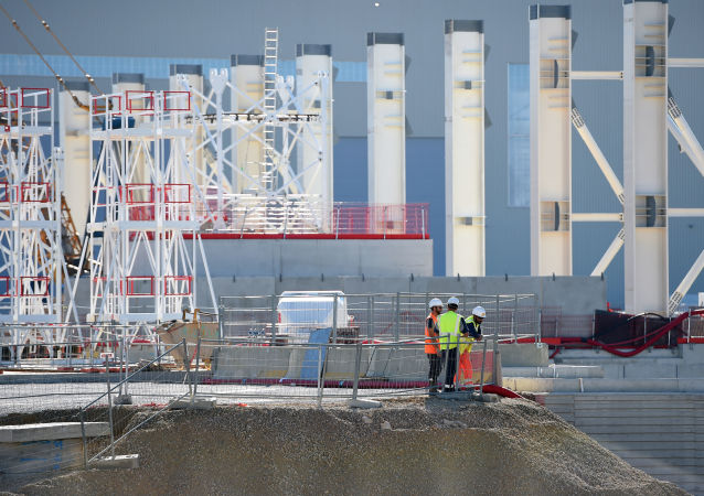 國際熱核聚變實驗反應堆