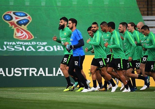 澳大利亞隊足球運動員:在喀山我感覺很平靜,我們受到很好地接待