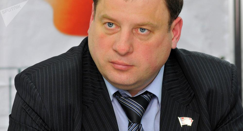俄羅斯國家杜馬國防委員會副主席什維特金