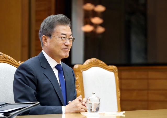 韓國總統感謝俄羅斯支持朝鮮半島無核化