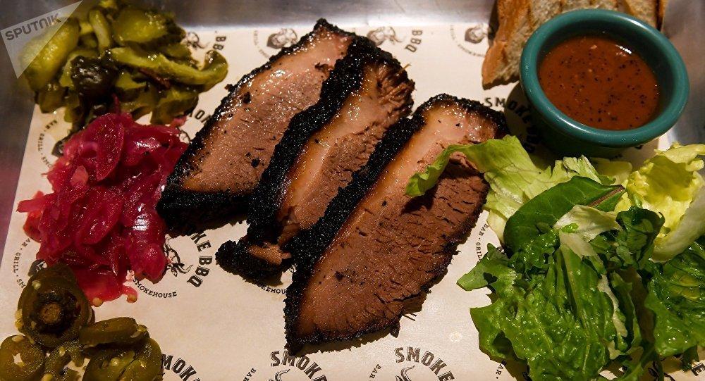 特色菜「德克薩斯胸肉」