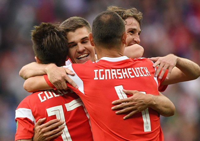 國際足聯最新排名:俄羅斯上升5位
