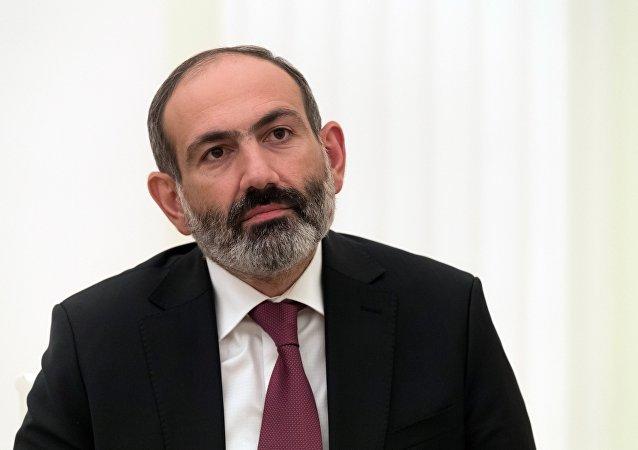 亞美尼亞總理:亞方準備從10月26日起在納卡遵守停火制度