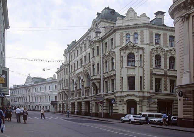 伊里奇街,莫斯科