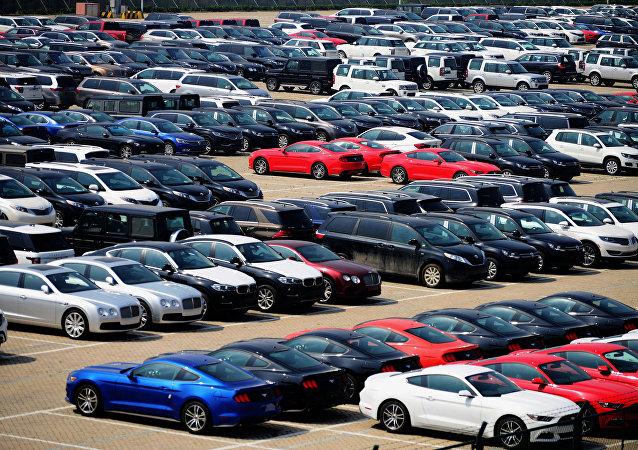 2月份前兩周中國市場乘用車銷量下降92%