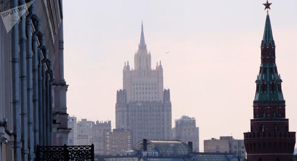 俄外交部:美國未確認核戰爭不允許發生是危險指數