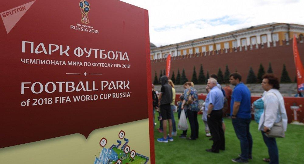 克宮:普京將於6月28日到訪紅場上的世界杯主題公園