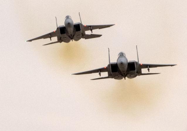 以色列空軍 F-15