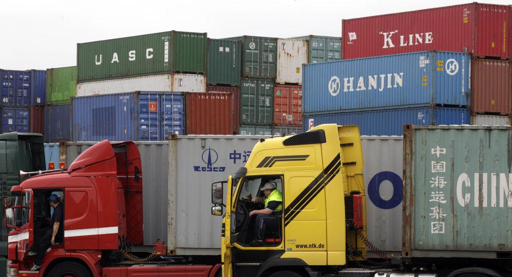 中國副外長:中德將就共同維護自由貿易和多邊主義交換意見
