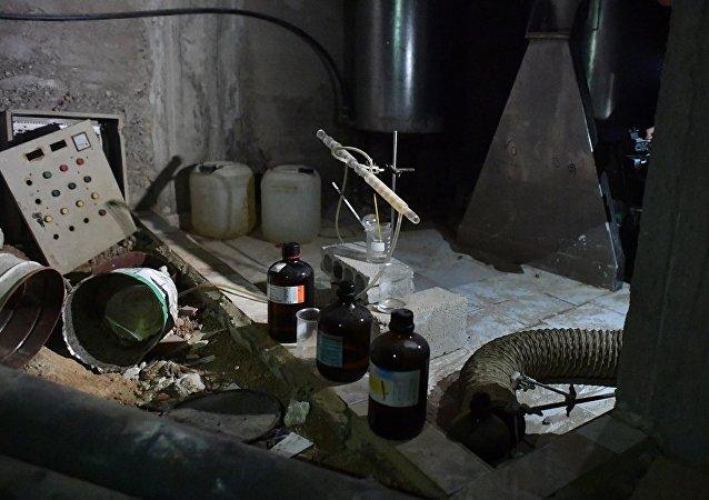 俄外交部:敘境內化武由武裝分子製造 相關設備由西歐國家生產