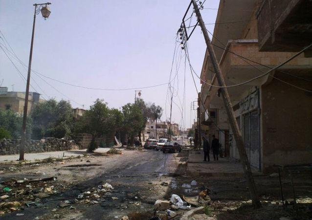 敘利亞德拉省