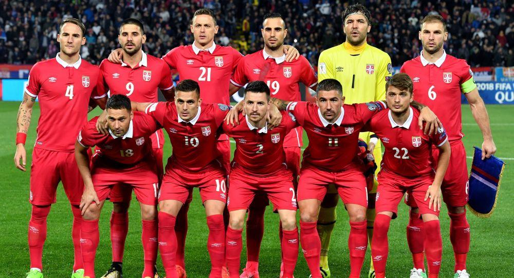 塞爾維亞足球運動員