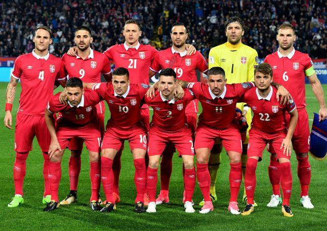 塞爾維亞隊