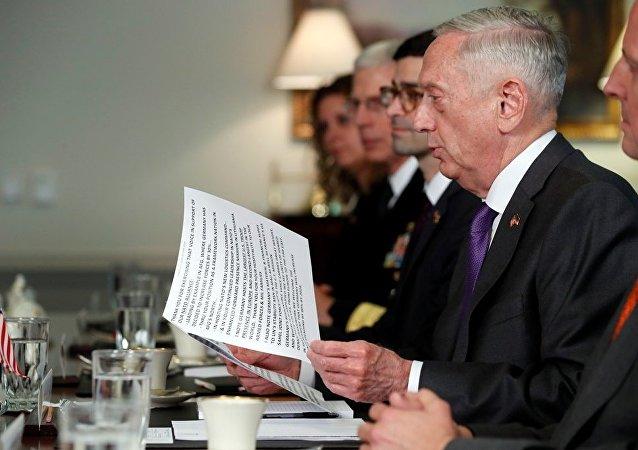 美國承認中國在解決朝鮮問題上的決定性作用