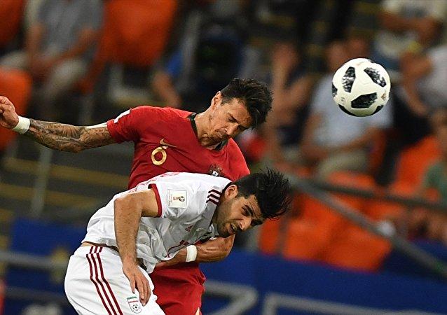 葡萄牙1:1平伊朗 晉級世界杯16強