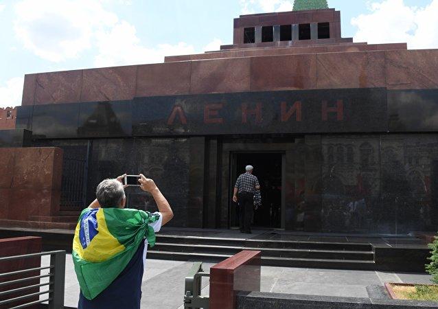 列寧墓7月1日起將重新對遊客開放