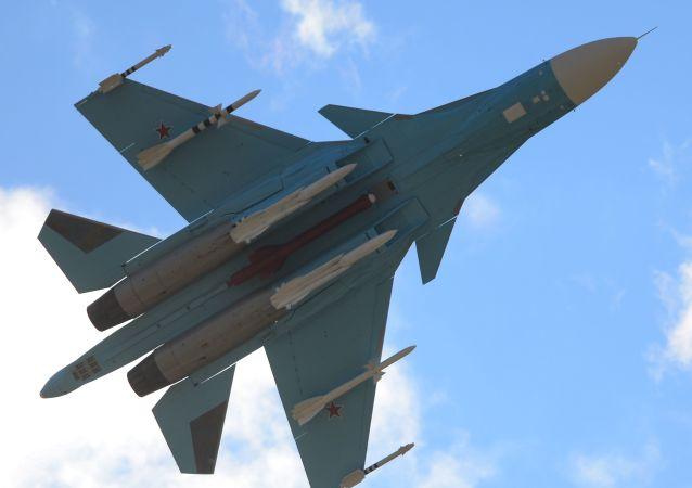 俄中空軍打響大規模空襲演練