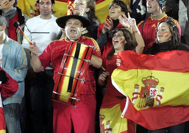 西班牙最著名的球迷馬諾洛