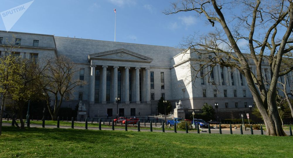 美國眾議院通過香港國安法問題對中國實施制裁的法案