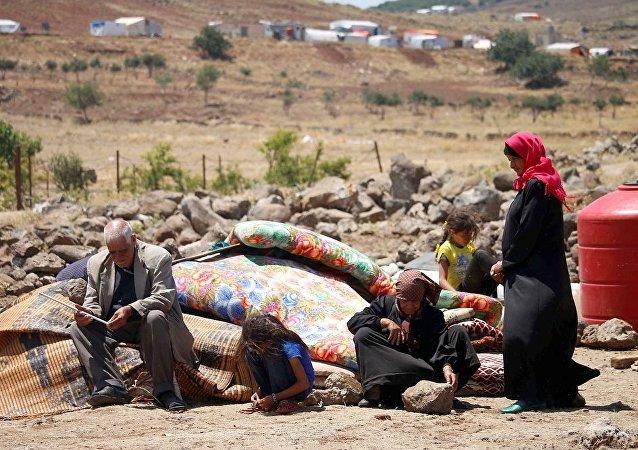 人權高專辦:IS武裝分子在敘德拉省西部扣押平民